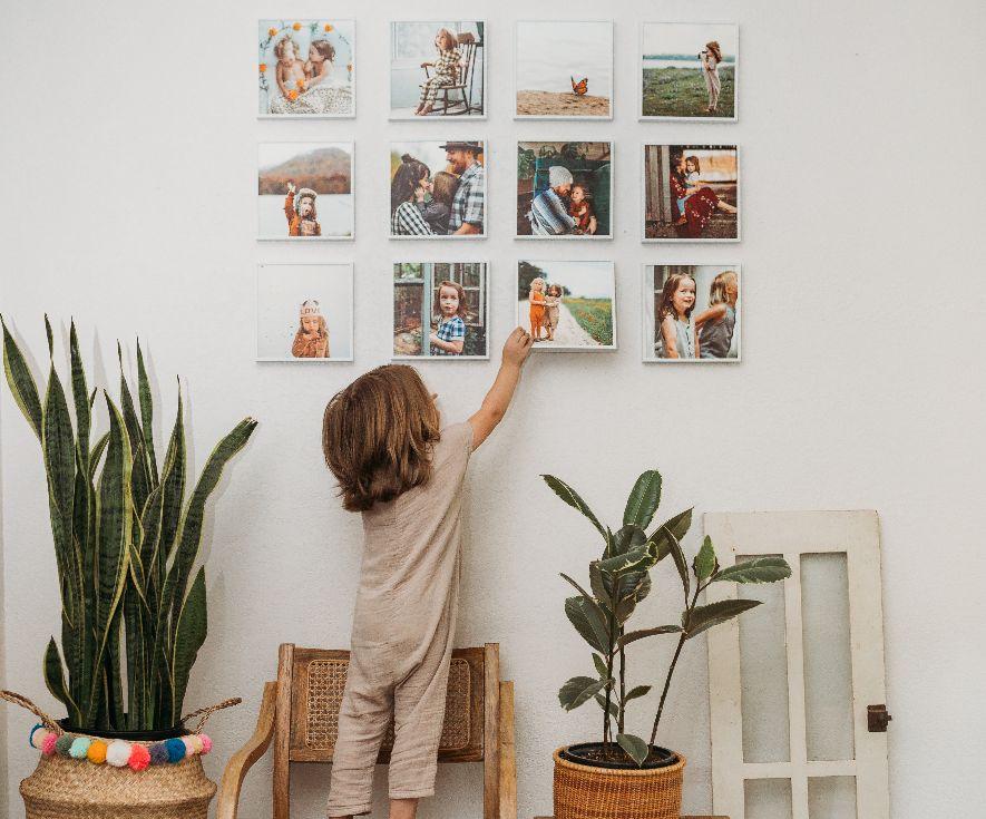 Mixtiles - Turn your photos into affordable, stunning wall art